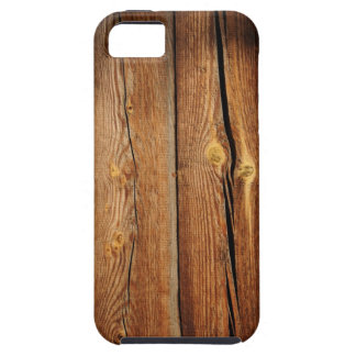Old Wooden Background iPhone SE/5/5s Case