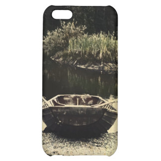Old Wooden Boat by Uncle Junk iPhone 5C Case