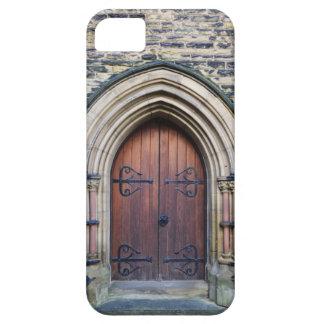 Old Wooden Castle Door iPhone Case iPhone 5 Case