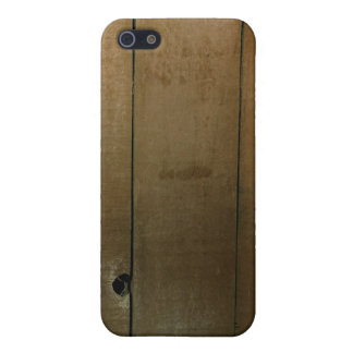 Old Wooden Fence iPhone SE/5/5s Cover