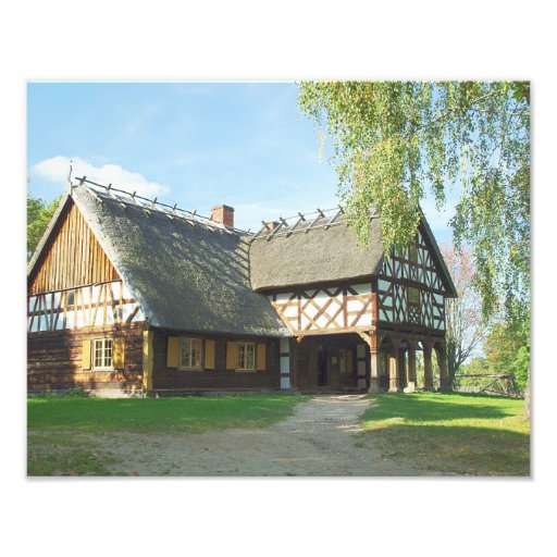 Old Wooden House - Photo