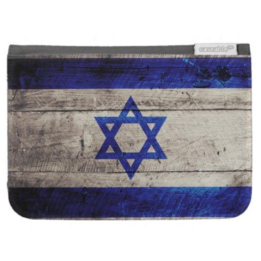 Old Wooden Israel Flag; Kindle 3 Case