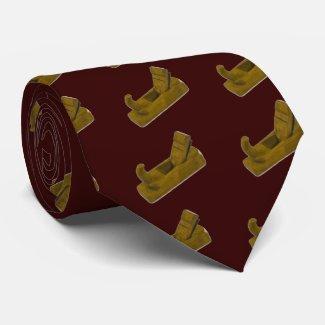 old wooden jack plane tie