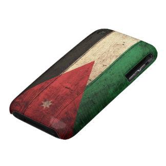Old Wooden Jordan Flag iPhone 3 Case-Mate Case