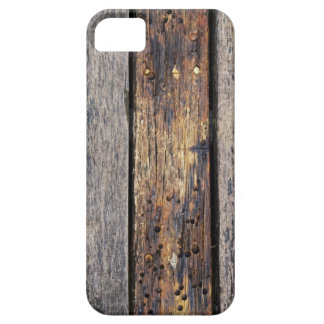 Old Wooden Planks iPhone 5 Case