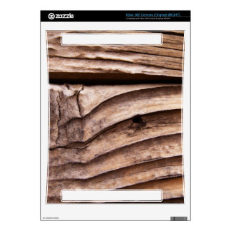 Old Wooden Planks Rough Knotty Brown Texture Skins For Xbox 360