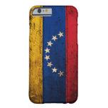 Old Wooden Venezuela Flag iPhone 6 Case