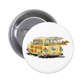oLd wOOdY Pinback Button