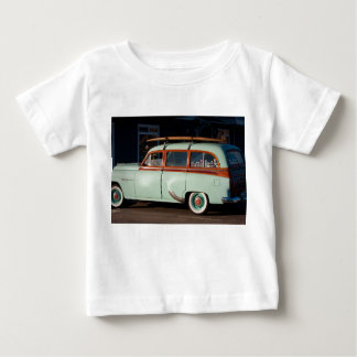 Old Woody Pontiac Baby T-Shirt