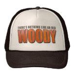 Old Woody Trucker Hats