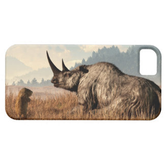 Old Woolly Rhino iPhone SE/5/5s Case
