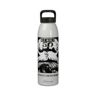 Old World 50 Water Bottle