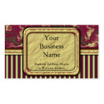 Old World Charm Business Cards