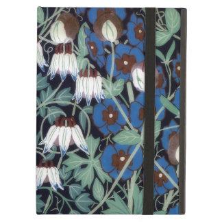Old World Flower Garden iPad Air Cover