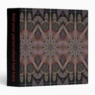 Old world gothic style, binder