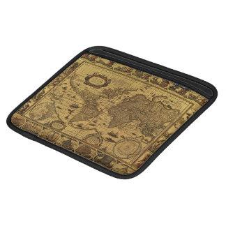 Old World iPad pad sleeve Sleeve For iPads