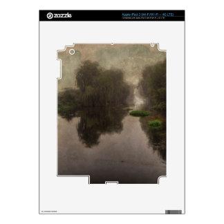 Old World Landscape Fine Art Painting iPad 3 Skins