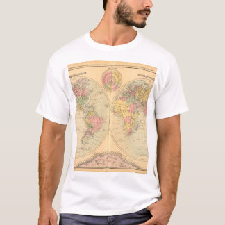 Old World Map 2 T-Shirt