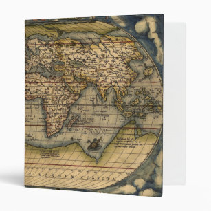 Old world map gifts on zazzle old world map binder gumiabroncs Gallery