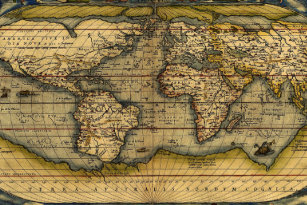 World map ipad cases zazzle old world map cover for ipad air gumiabroncs Choice Image