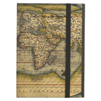 Old World Map Cover For iPad Air