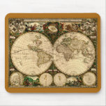 Old World Map  Gifts Mouse Mat