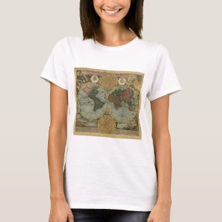 Old World Map Gifts T-Shirt