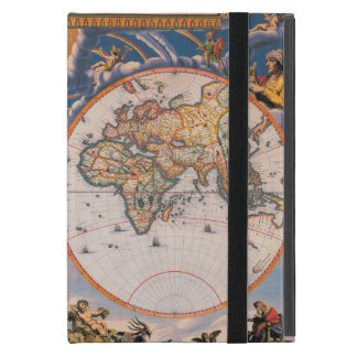 Old World Map Vintage iPad Cover
