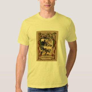 Old World Musical Mayhem - Lark Camp T-shirt