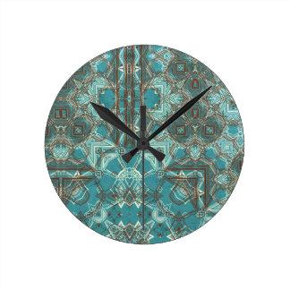 Old World Round Wall Clocks