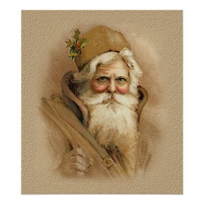history of santa claus  for kids