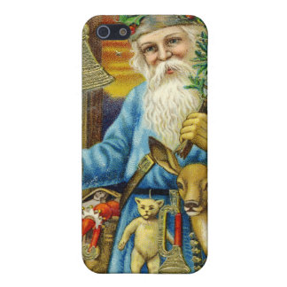 Old World Santa Claus iPhone 4 Case