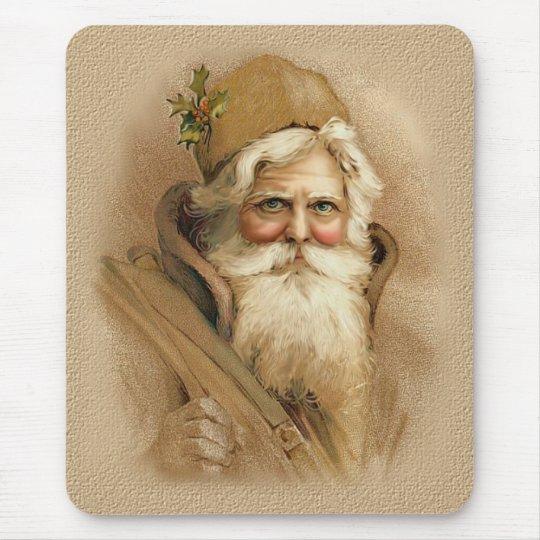 Old World Santa Mouse Pad