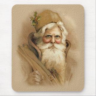 Old World Santa Mouse Mats