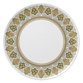 Old World Style Plate 107