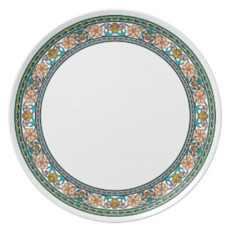 Old World Style Plate 108