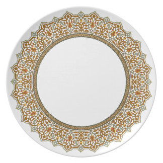 Old World Style Plate 109