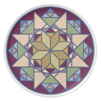 Old World Style Plate 111