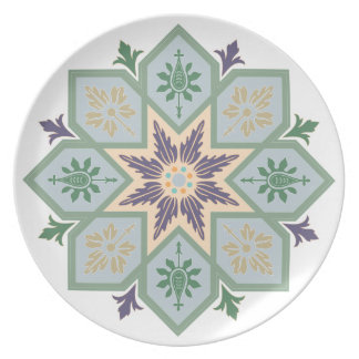 Old world style Plate 112