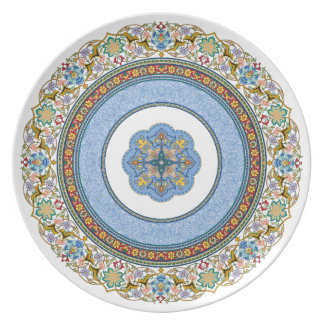 Old world style Plate 113