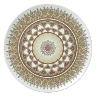 Old world style Plate 115