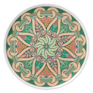 Old world style Plate 117