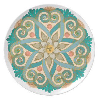 Old world style Plate 119