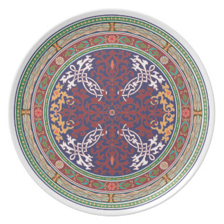 Old world style Plate 121