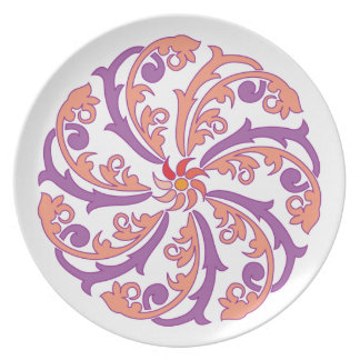 Old world style Plate 124