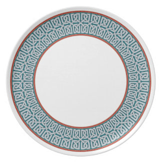 Old world style Plate 125