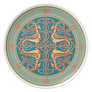 Old world style Plate 127