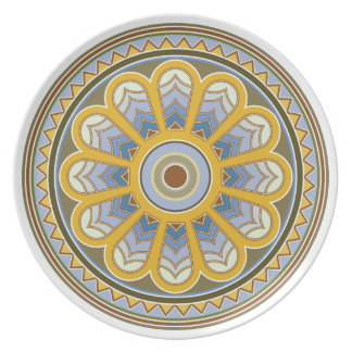 Old world style Plate 130