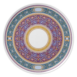 Old world style Plate 132