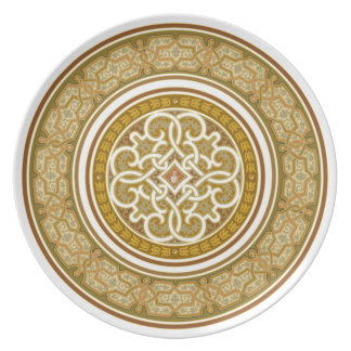 Old world style Plate 134